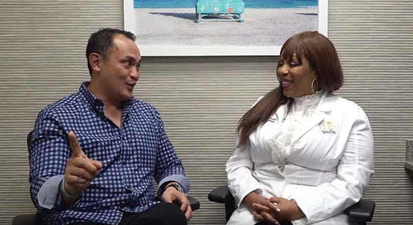 gil and dr catrice austin talking