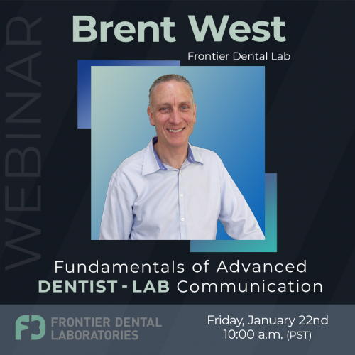 invitation for webinar featuring Brent West